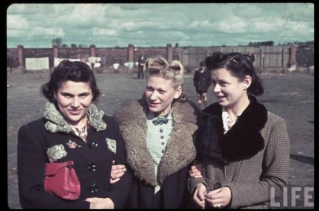 October of 1939 inside the Kutno Ghetto