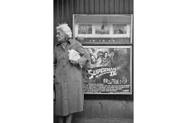 The old Odeon Cinema Hemel Hempstead 1988