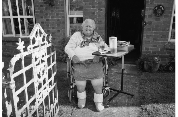 A resident of a Buckingshire Village